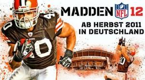 EA Sports Madden NFL 12