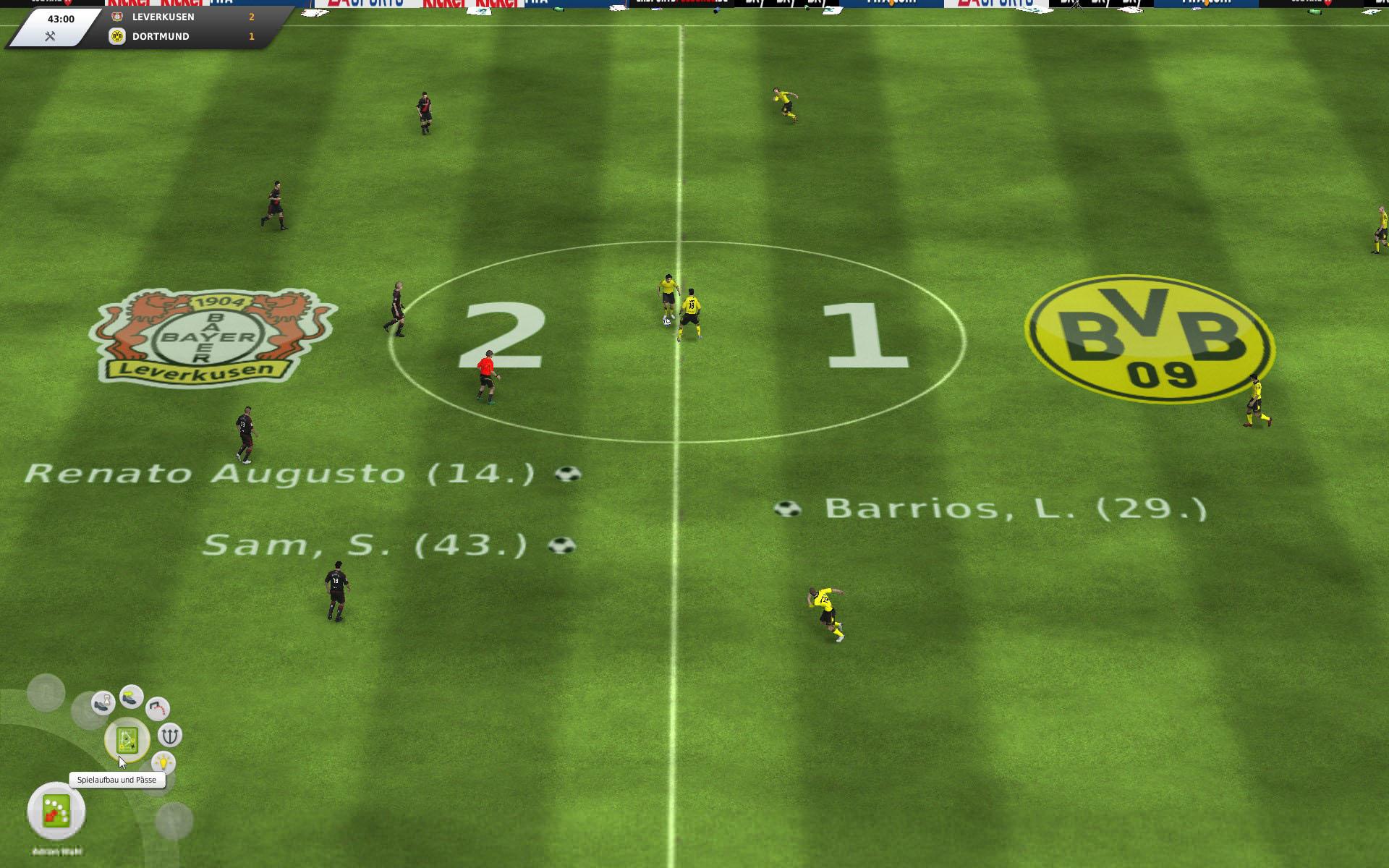 Fussball Manager 12 - Screenshot