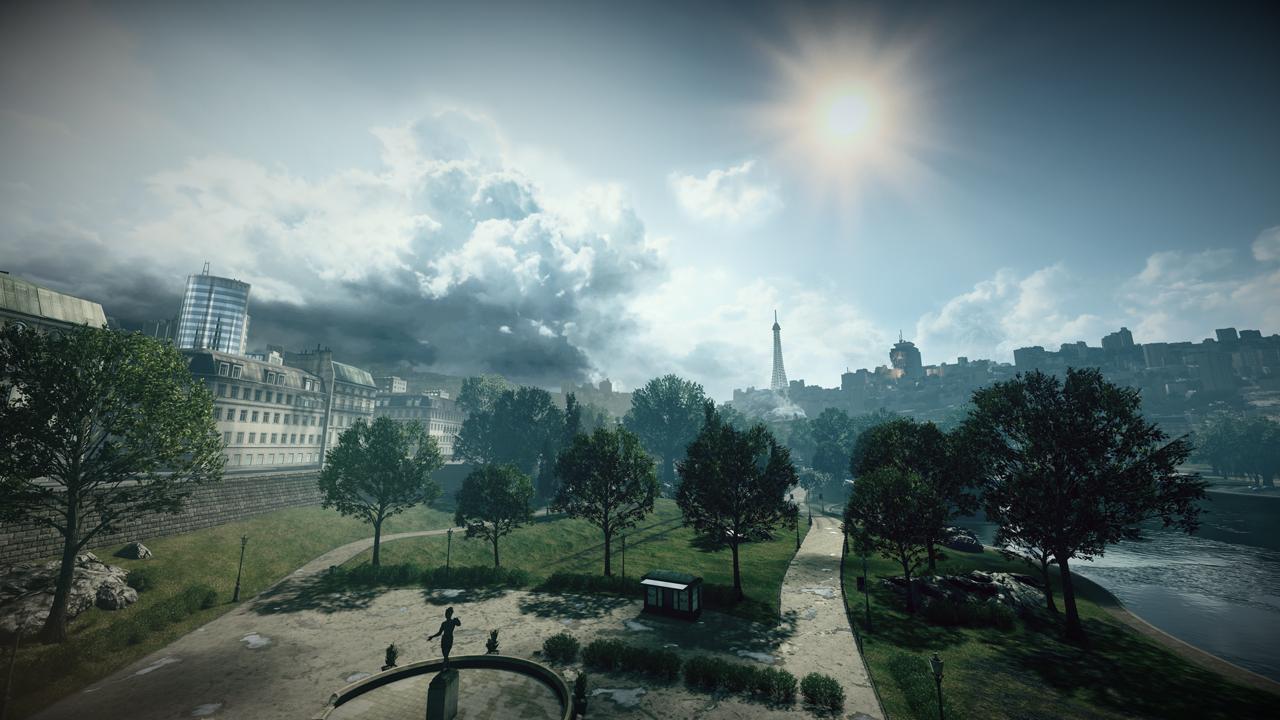 Operation Metro - Battlefield 3 Multiplayer-Karte