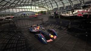 Red Bull X2010 S.Vettel